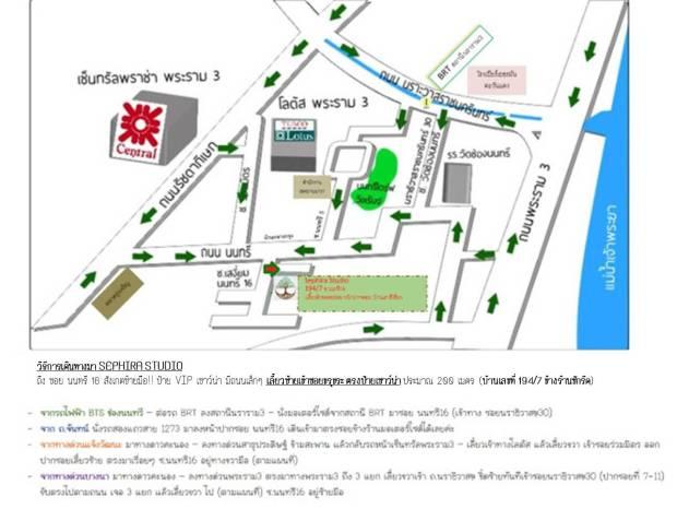 sephira map